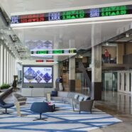 Interior Design Magazine: CannonDesign Blends State-of-the-Art with Real Art at Cboe Global Markets HQ
