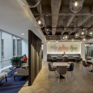 Crain's Chicago Coolest Offices 2021: Cboe Global Markets HQ Revives Old Post Office