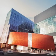 CannonDesign + NEUF architect(e)s Release Films of Centre hospitalier de l'Université de Montréal