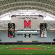 Forbes Profiles Maryland's Cole Field House