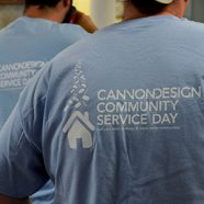 CannonDesign's First Annual Community Service Day