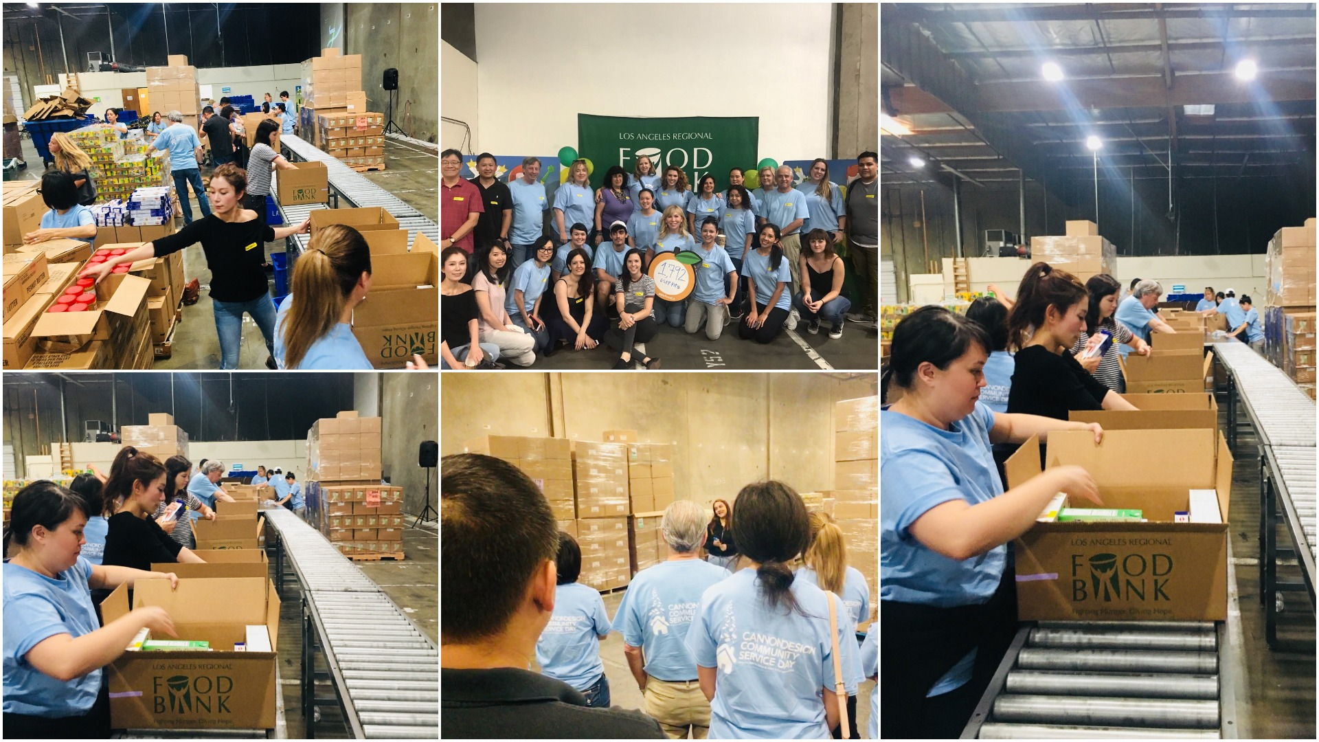 CannonDesign's First Annual Community Service Day | CannonDesign