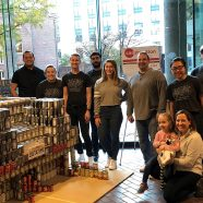 Washington DC Office Participates in CANstruciton 2019