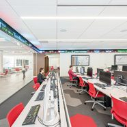 St. John's University, J. Tobin College of Business Selected for AS&U Education Interiors Showcase