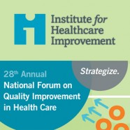 28th Annual National Forum on Quality Improvement in Health Care