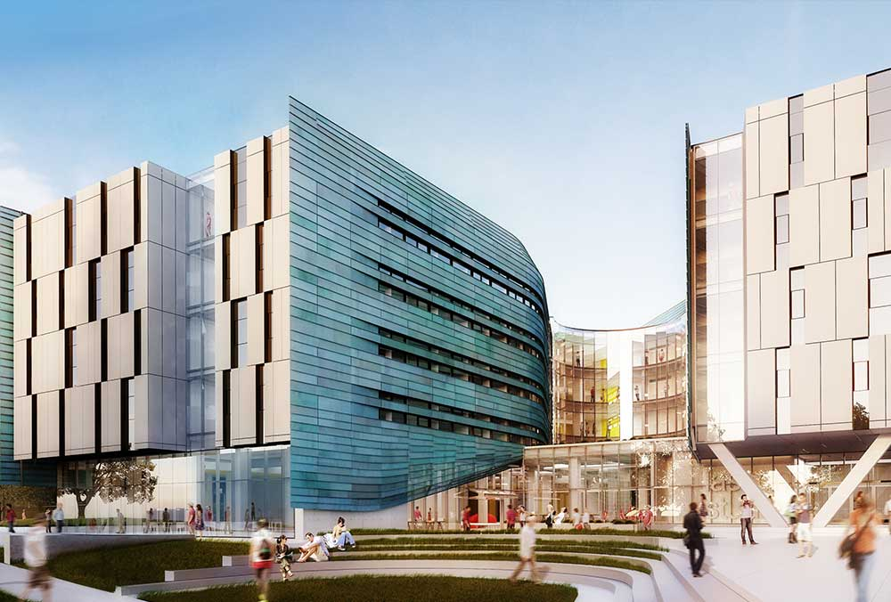 Project: Lassonde Living/Learning Center at the University of Utah