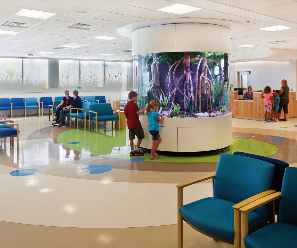 Modern Healthcare Pediatric Facilities With Behavioral Health In Mind Cannondesign