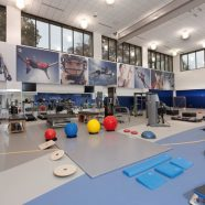 Nemours/Alfred I. duPont Hospital for Children Sports Center Transformed Into Alternative Care Site