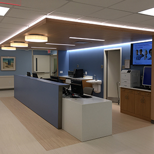 northwell health's expanded bohlsen family emergency department