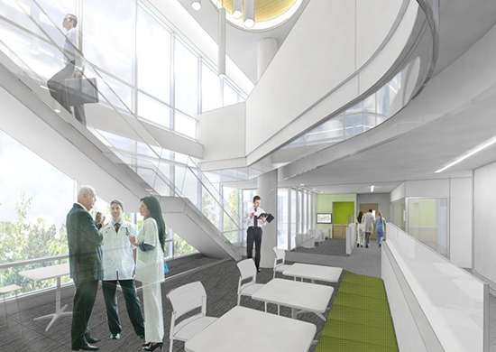 Project: University of Minnesota Ambulatory Care Center