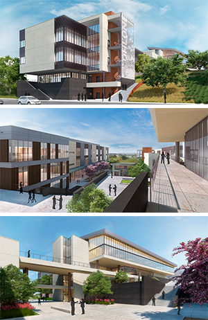 Ohlone Renderings