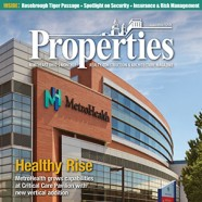 MetroHealth Critical Care Pavilion Earns Cover Feature in Properties Magazine