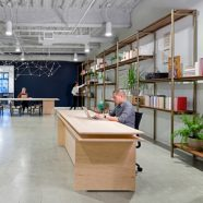 Office Snapshots Profiles CannonDesign's Workplace Design Team