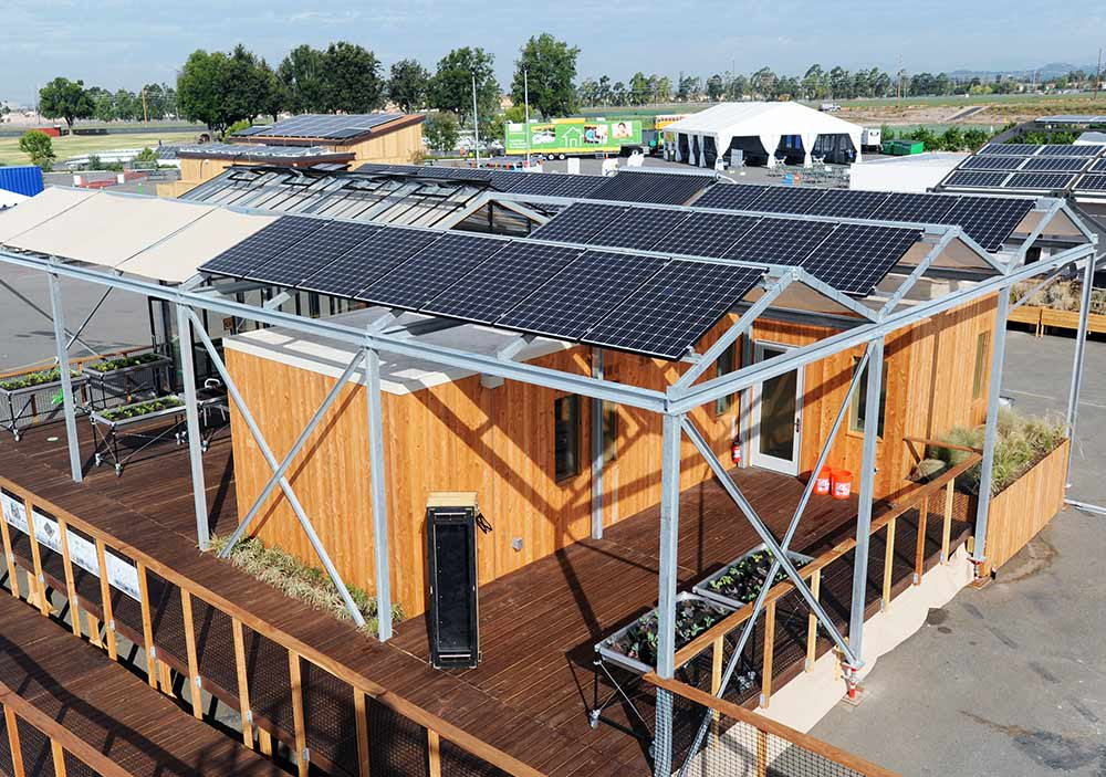 Ub 39 s solar decathlon team takes 2nd place for Solar decathlon 2015