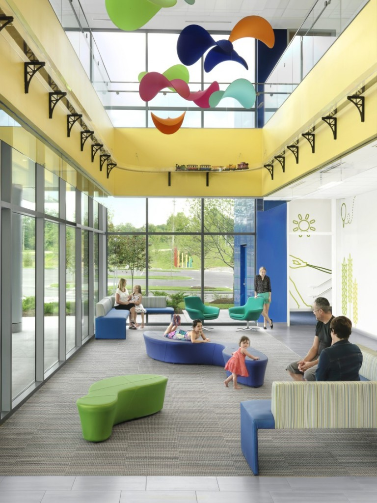 Project: St. Louis Children's Hospital