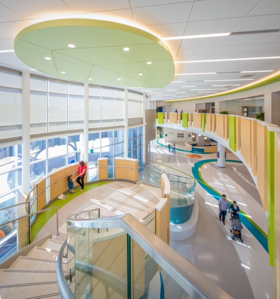 Cannondesign Takes Home Two Iida Healthcare Interior