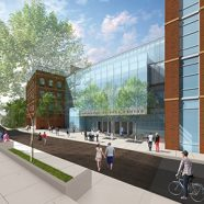 Towson University Garners Local Press at Groundbreaking Ceremony