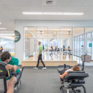 UNC Charlotte Recreation Center Named Athletic Business 2021 Facility of Merit