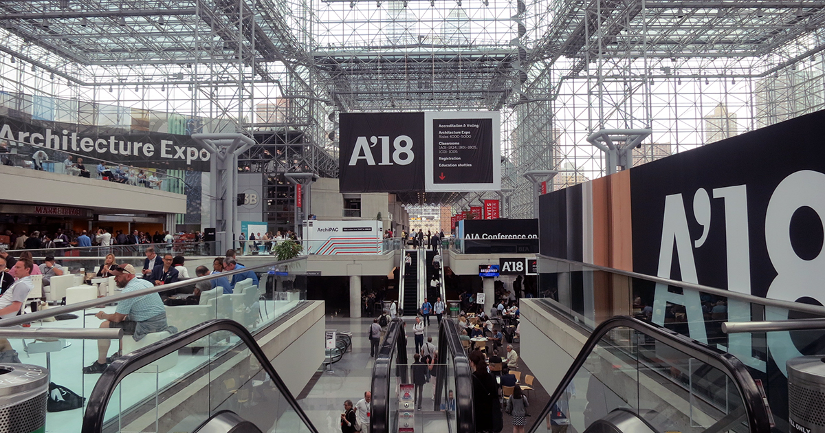 Reflecting on the future aia national conference recap cannon design as the two lucky applicants selected we were flown from our boston and chicago offices to new york for the aia conference a four day event that had us malvernweather Images