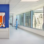 Infection Control Design Within CHUM Featured in Canadian Architect