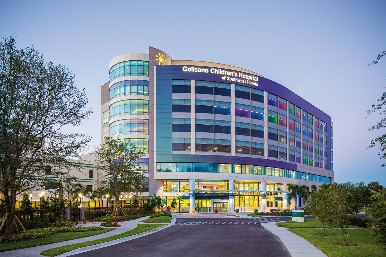 Graduating A Pediatric Hospital Unit To Free Leaning Building