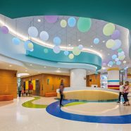 Floor Focus Features Texas Children's Hospital Legacy Tower