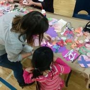 WE CARE – Toronto employees put a smile on children's faces