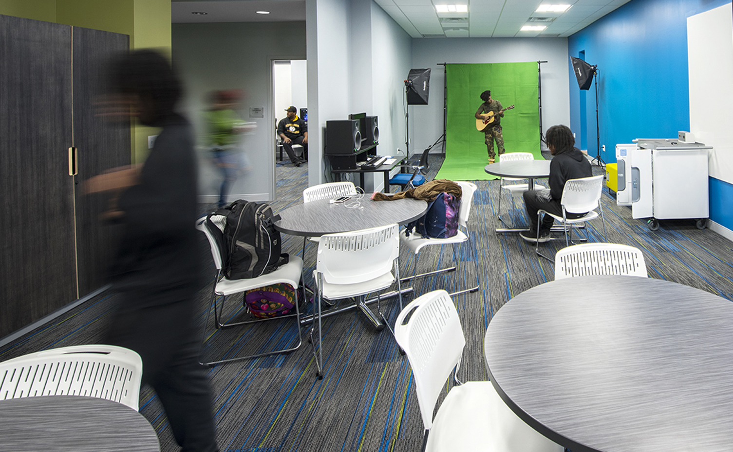 Homewood-Brushton YMCA, Creative Youth Center Renovation