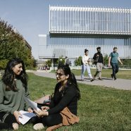 Stories from Inside York University's Second Student Centre