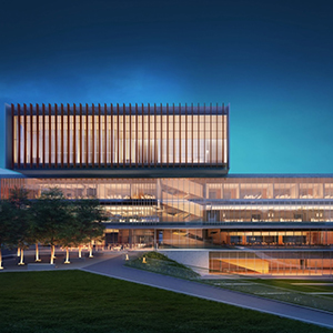 York University Breaks Ground on New Student Centre
